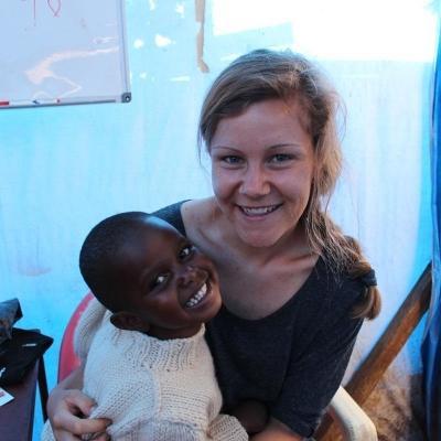 Laura S i Tanzania